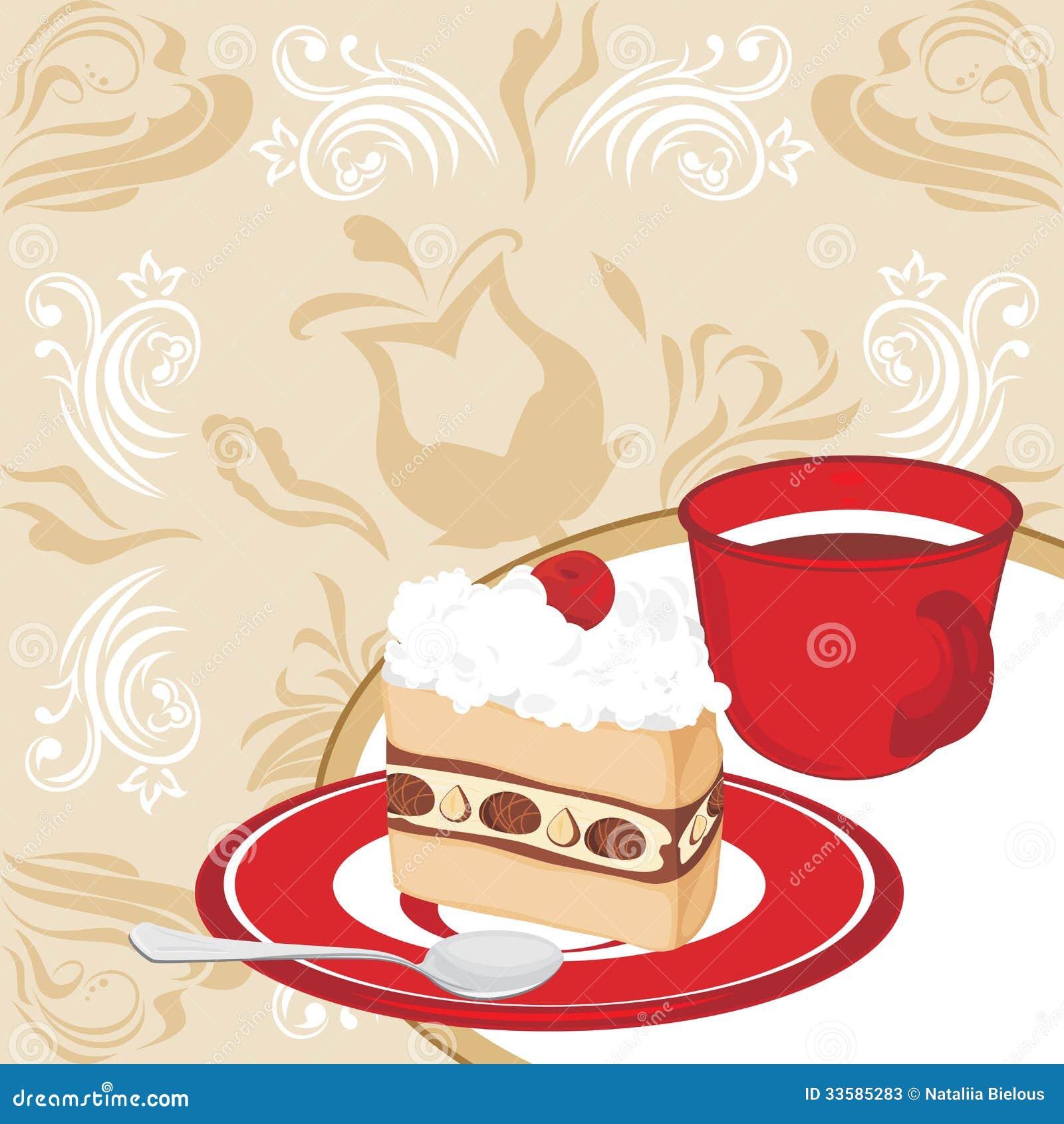 Caffeine Free Chocolate Cake