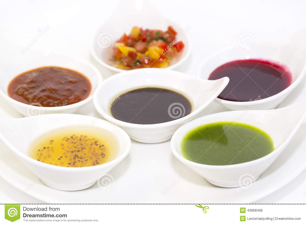 Download Sauces stock photo. Image of background, assorted, onion - 43968406