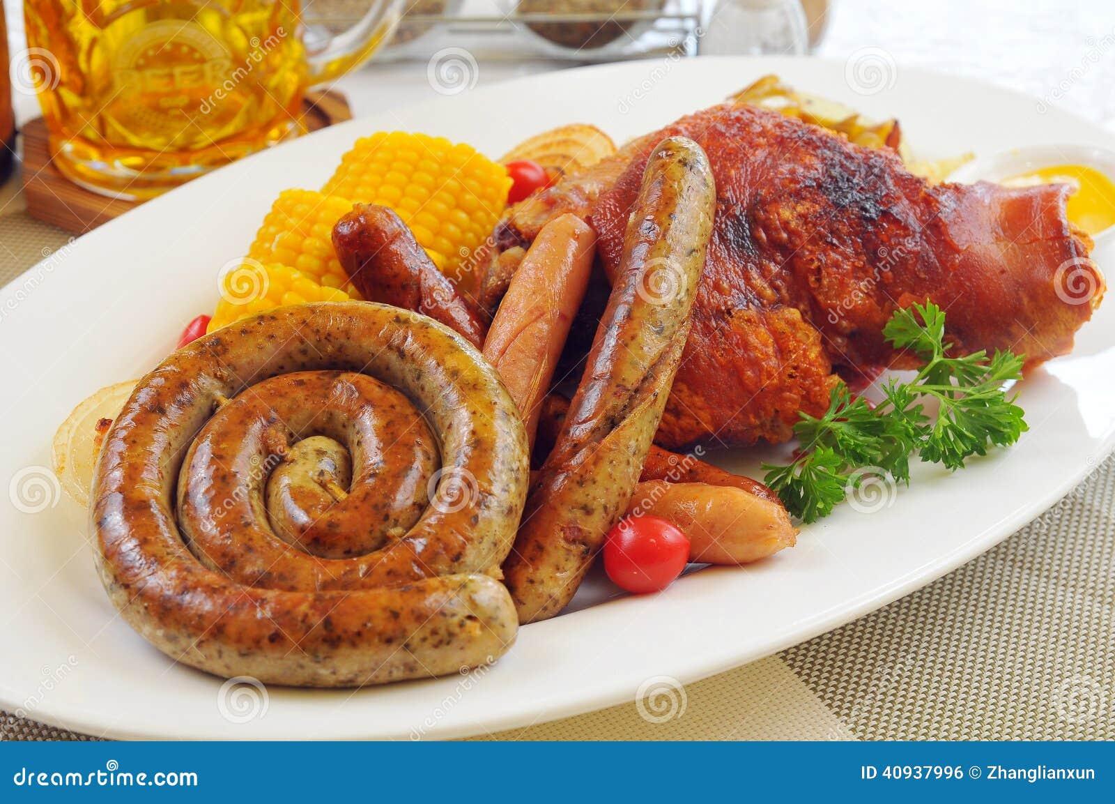 Saucisse allemande