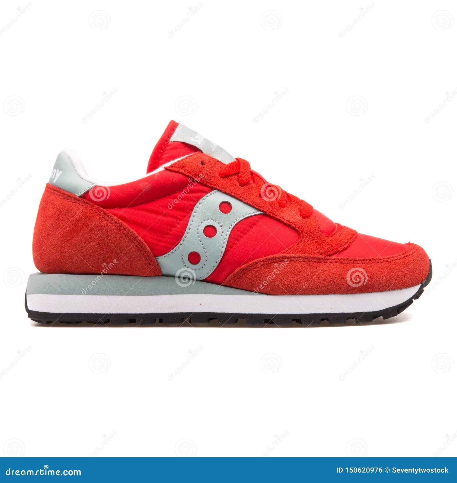 Saucony Jazz Original Red Sneaker