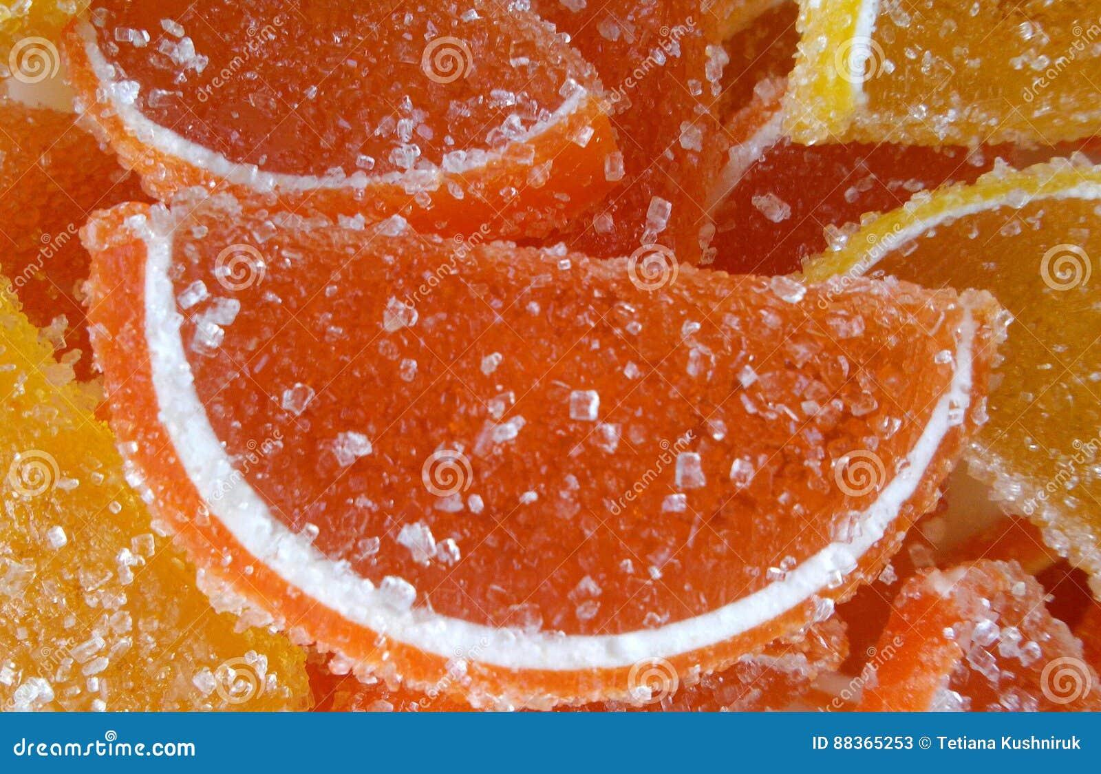 Saudável Pilha de colorido doce de fruta doce do sólido dos doces útil Vista de acima Fundo naughty