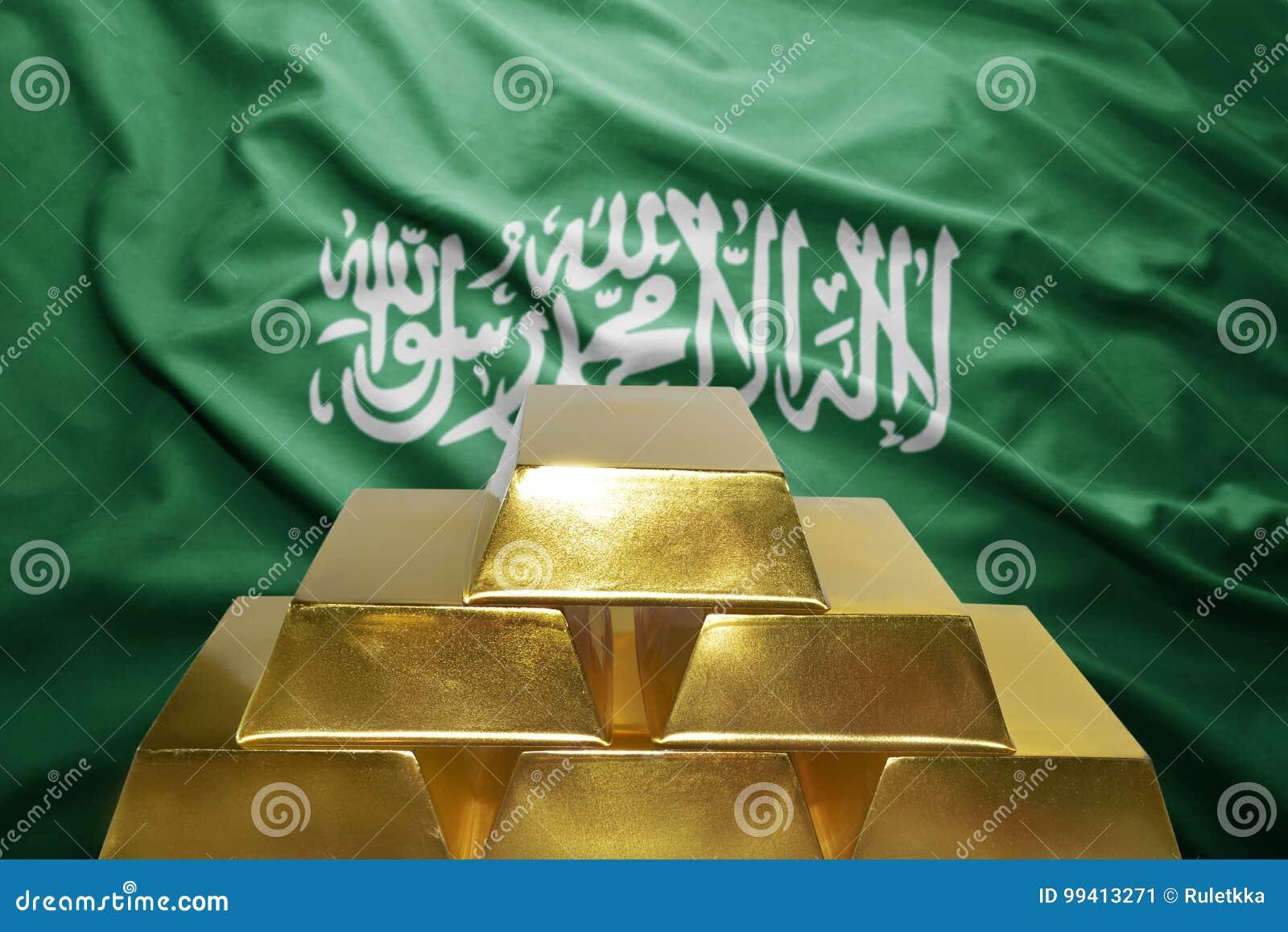 Saudi-Arabien Goldreserven