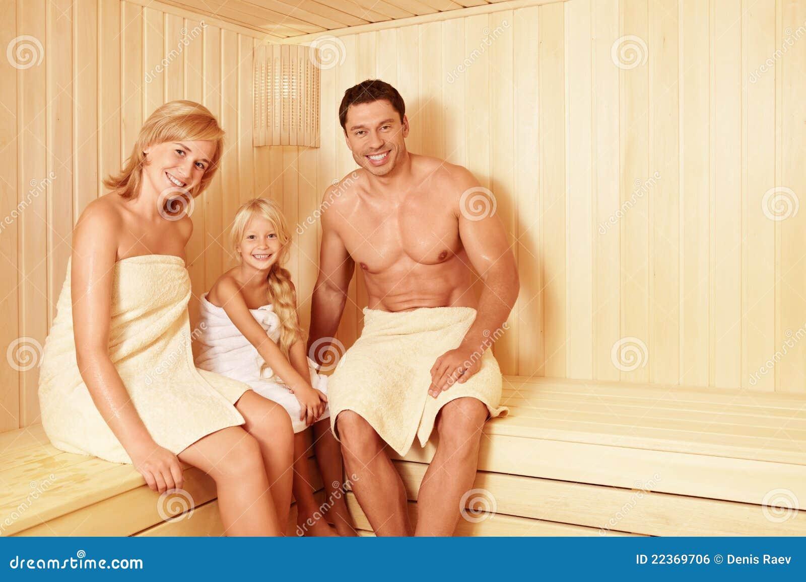 Семья секси