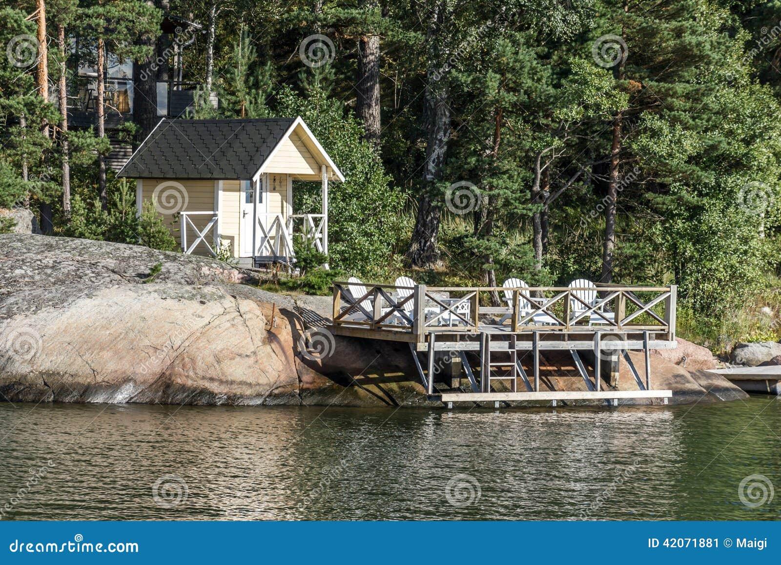 Download Sauna Building stock image. Image of peaceful, sauna - 42071881