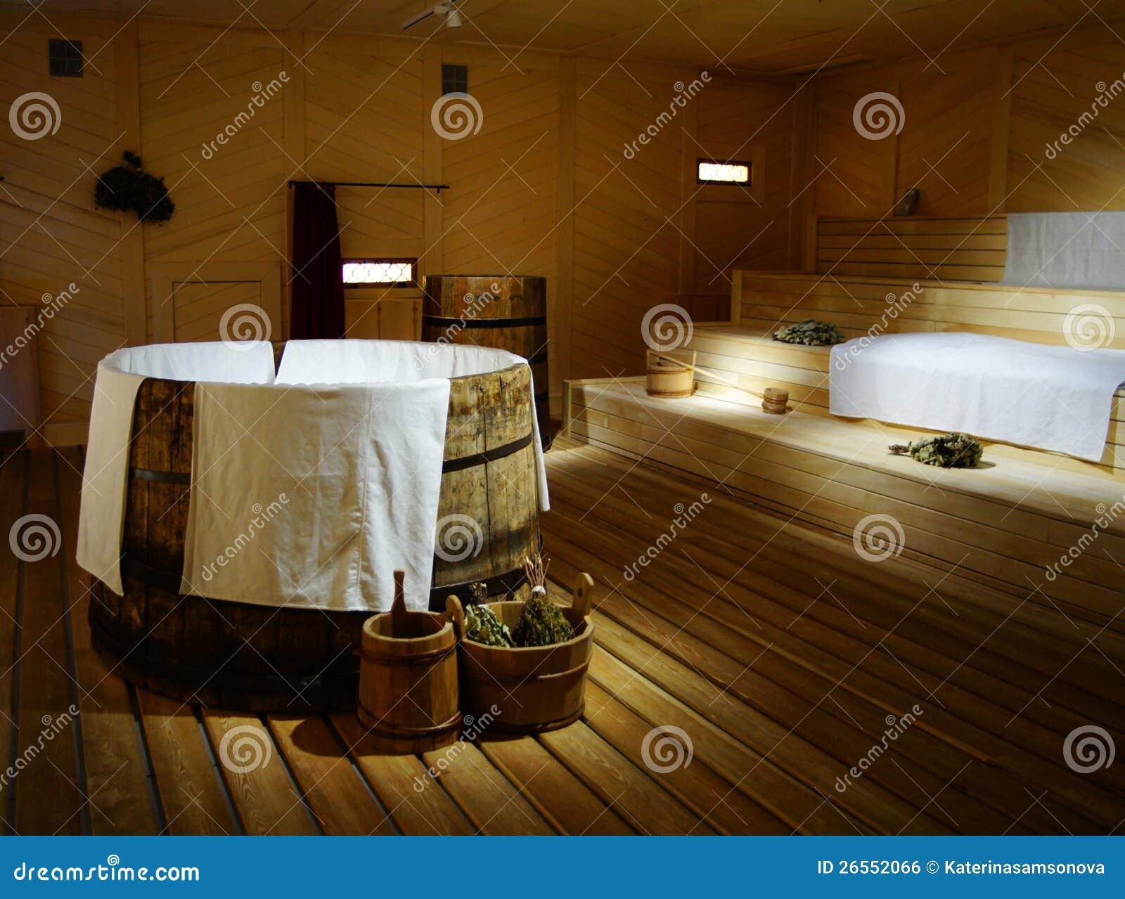 Sauna de Tsar