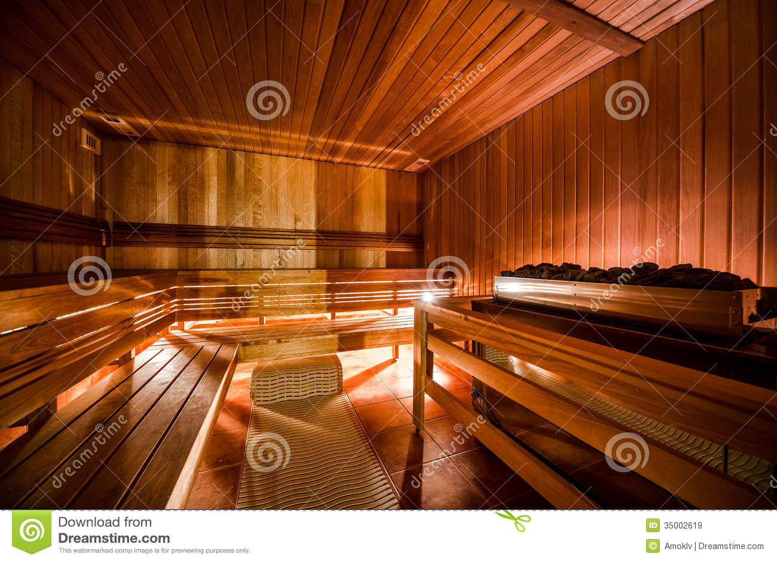 Sauna finlandais images libres de droits image 35002619 - Sauna finlandais prix ...