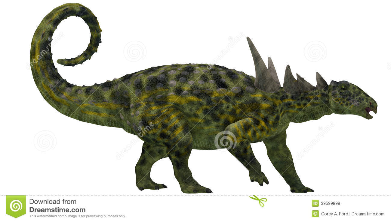 Sauropelta was heavily armored dinosaur from the Cretaceous Period of    Sauropelta