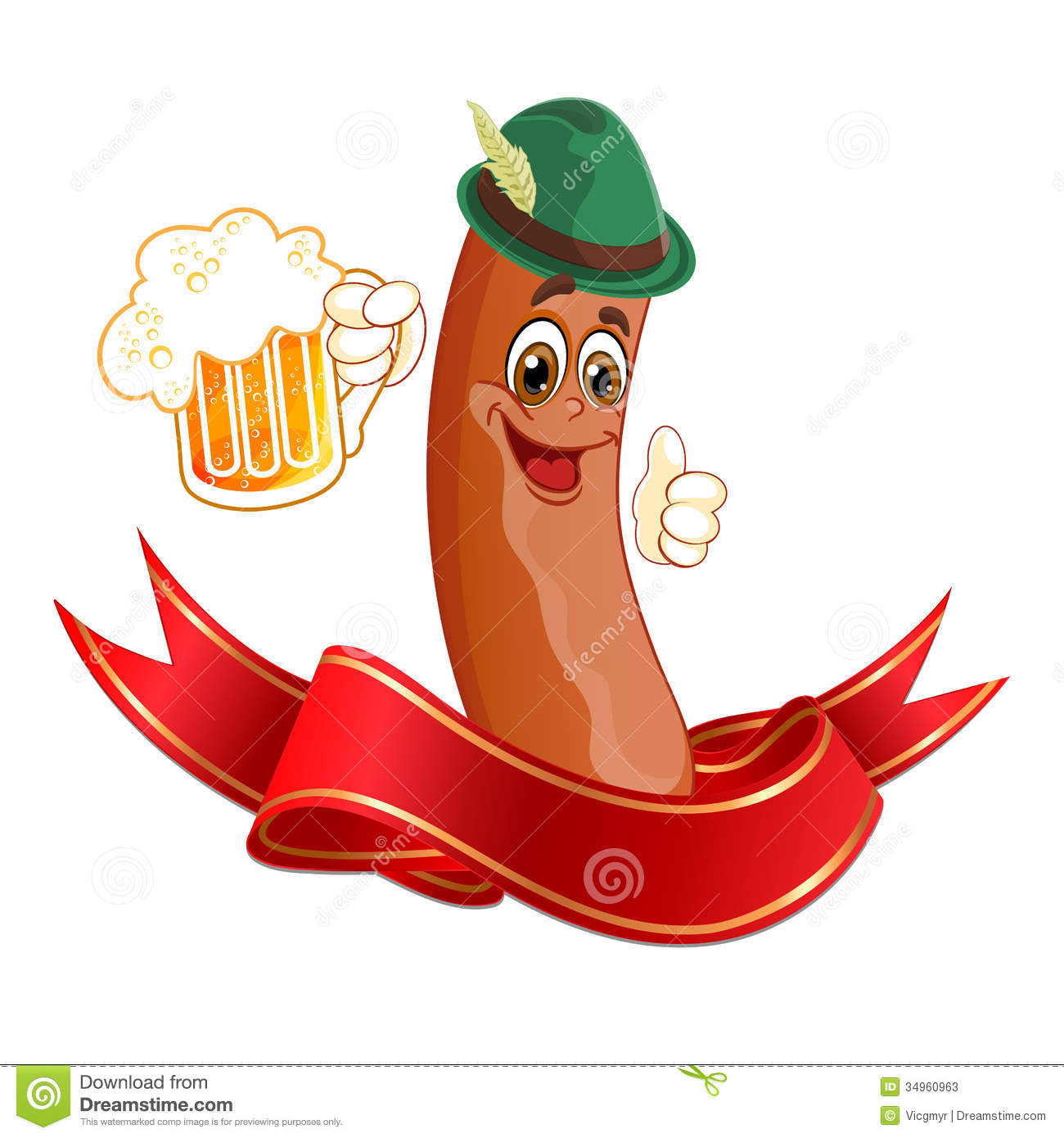Displaying Images For - Italian Sausage Clip Art...