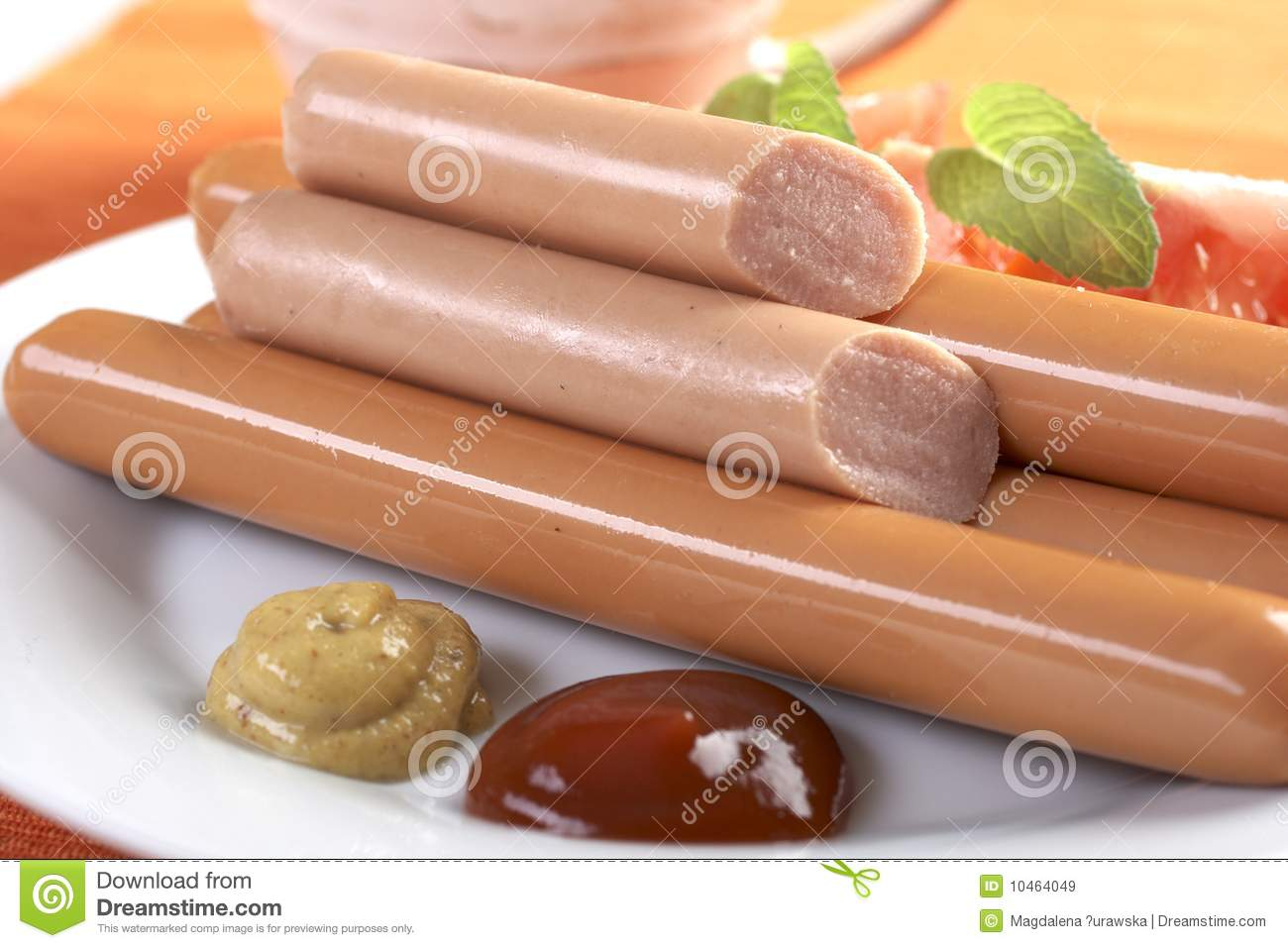 Hot Dogs Fat Free