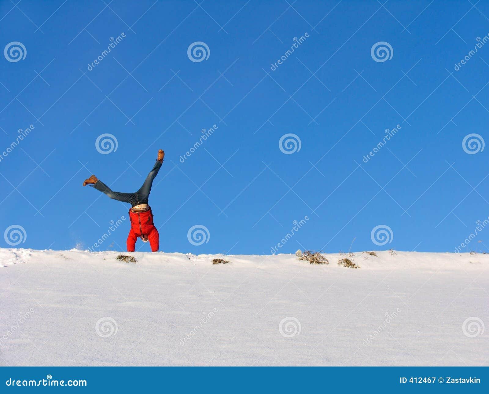 Saut périlleux de l hiver