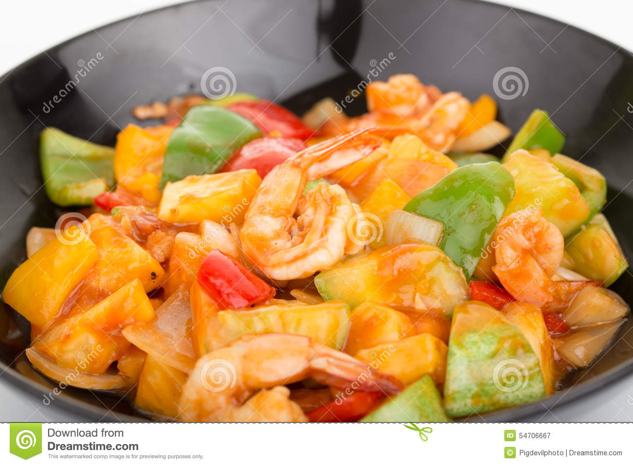 Easy Shrimp Fried Rice - Family Fresh Meals  |Shrimp With Mixed Vegetables