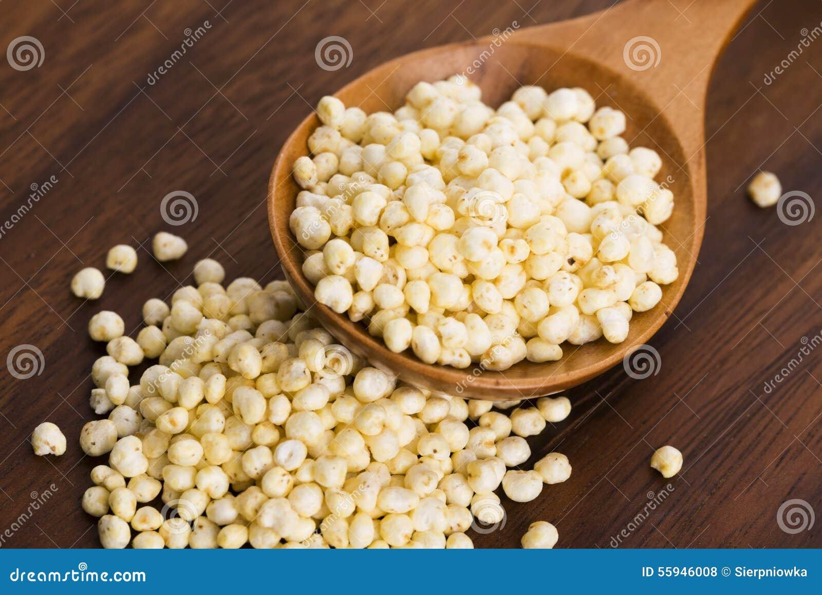 Sauter de millet