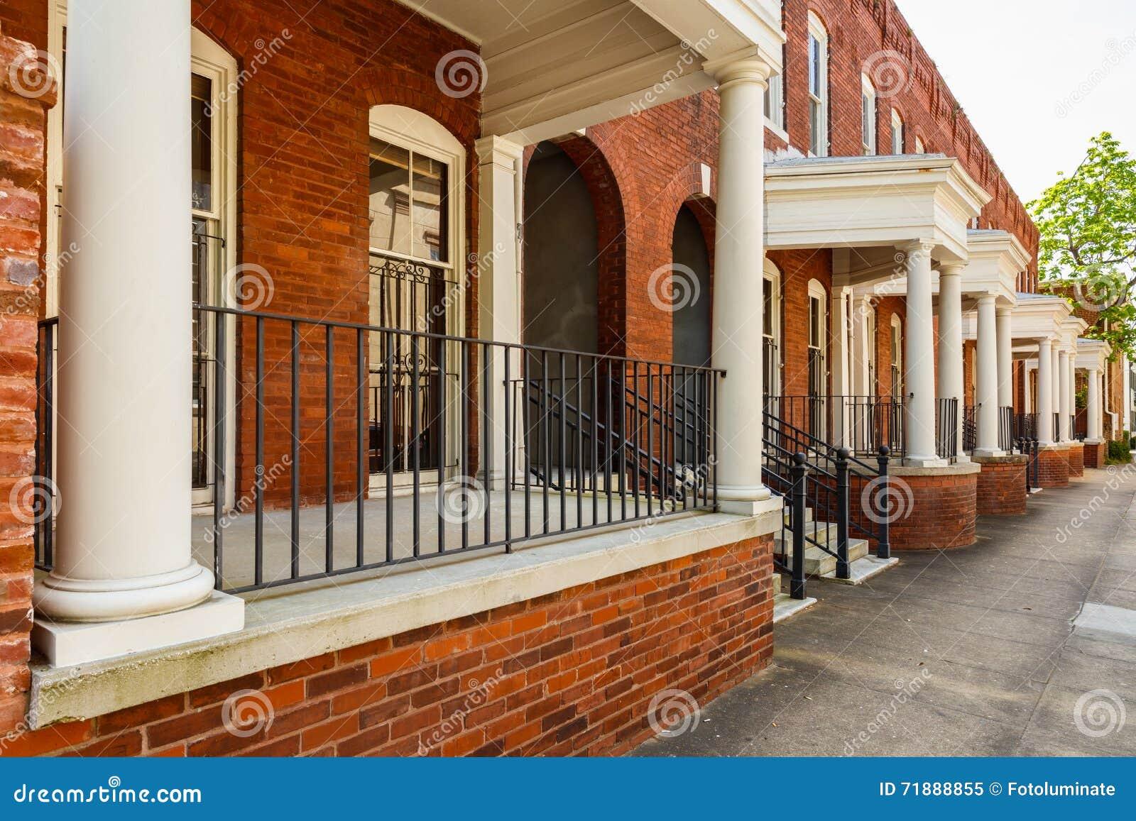Savannah Architecture classica