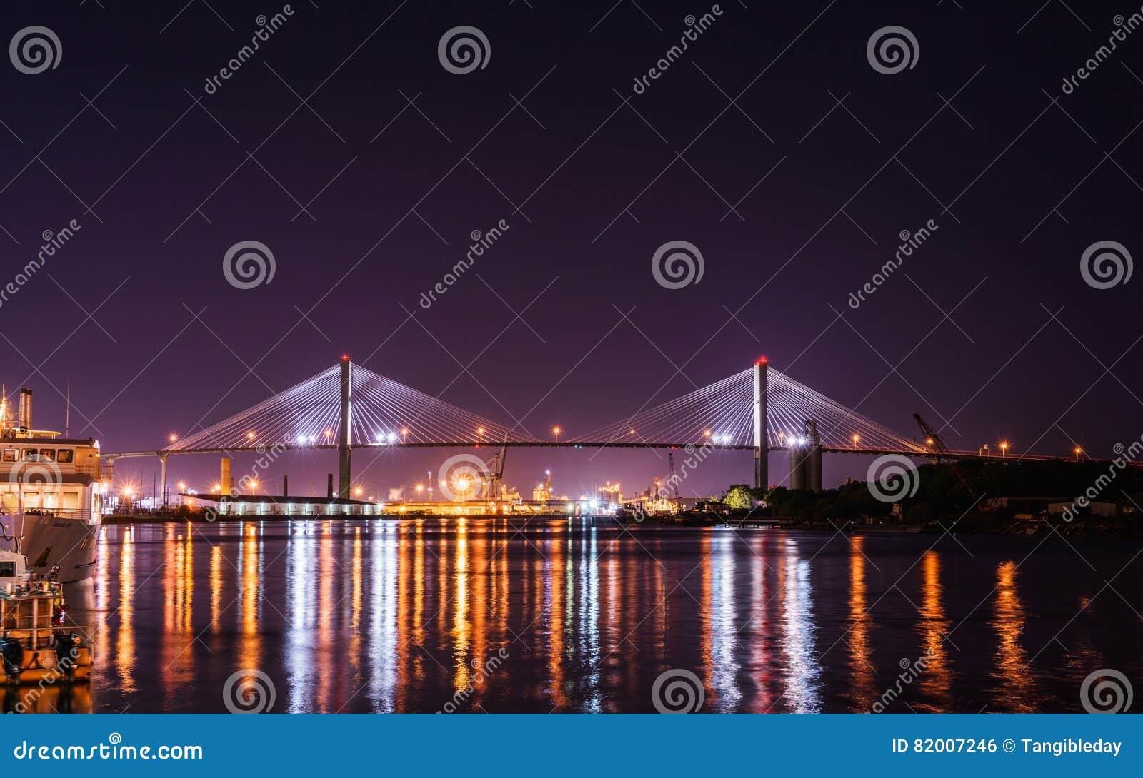 Savannah Night Bridge