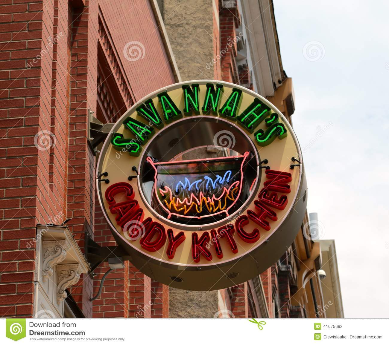 Savannah\'s Candy Kitchen Nashville, Tennessee Editorial Photography ...
