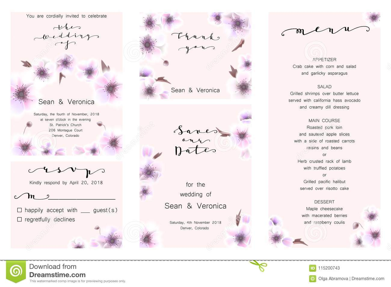 download save the date card wedding invitation greeting card with beautiful flowers and letters jpg 1300x955