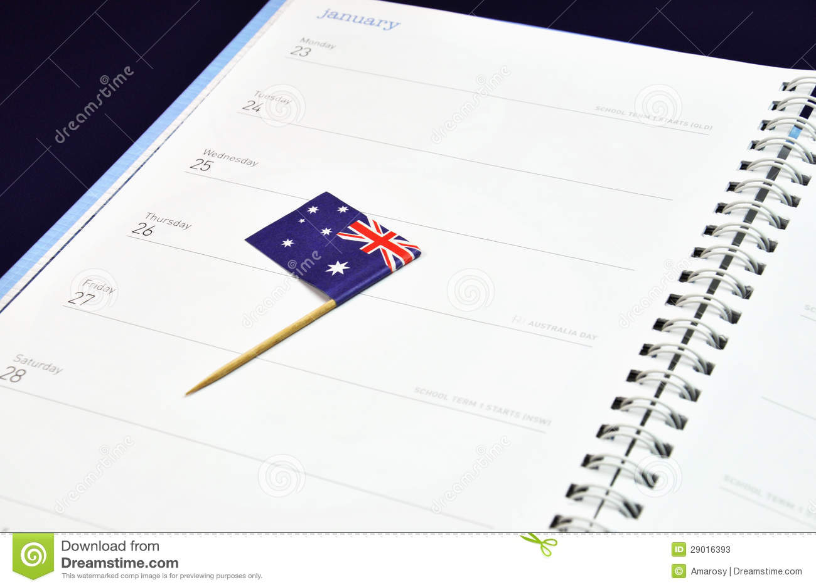 Save the date trailer in Australia