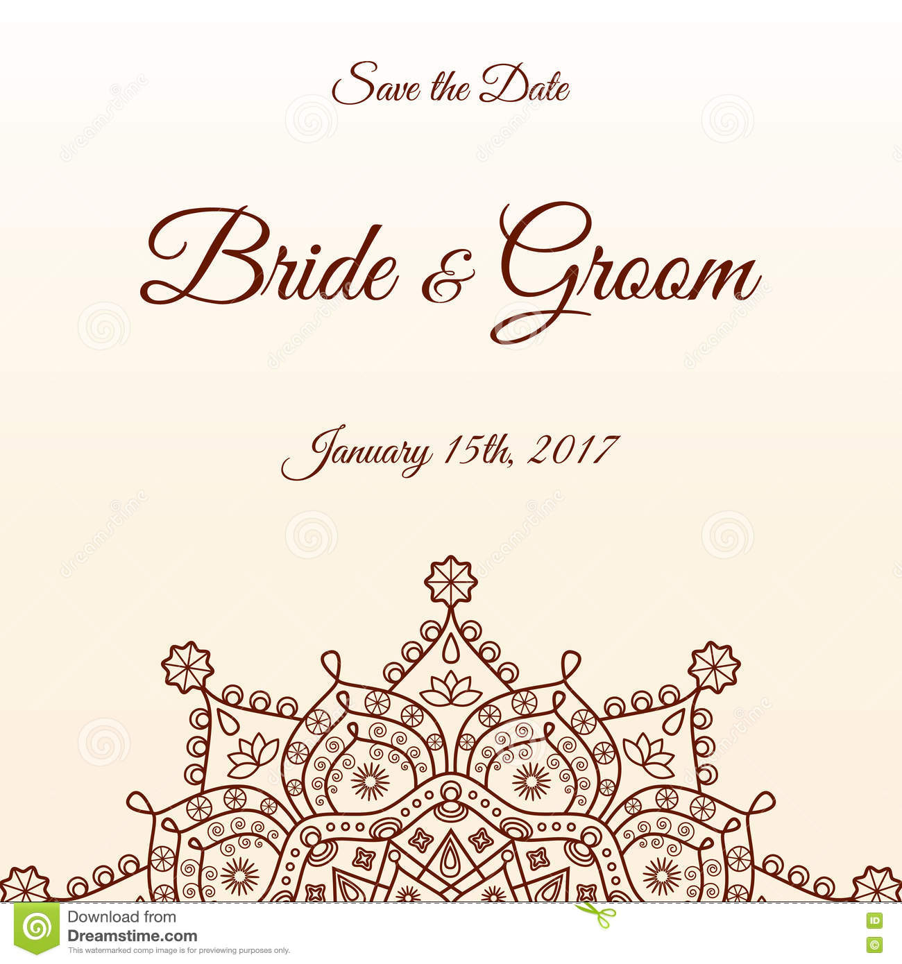 save the date invitation template stock vector illustration of