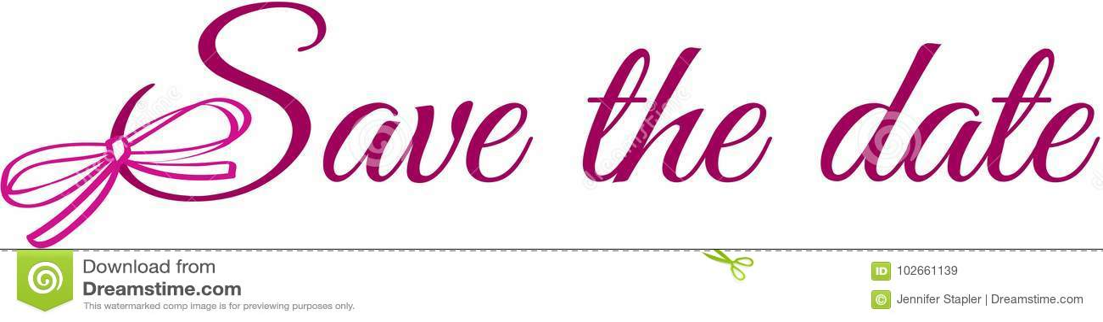 save the date stock illustration illustration of love 102661139