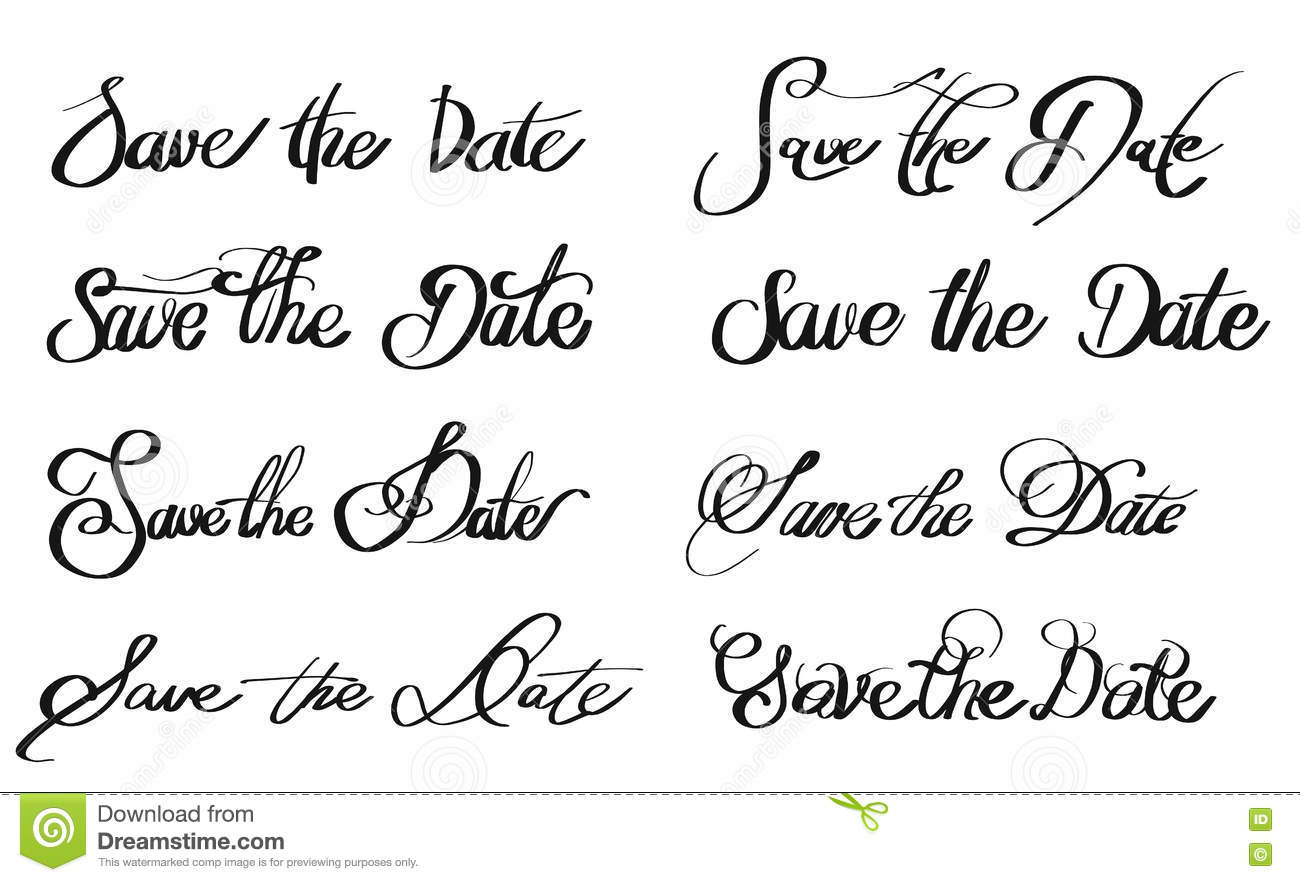 save the date card templates