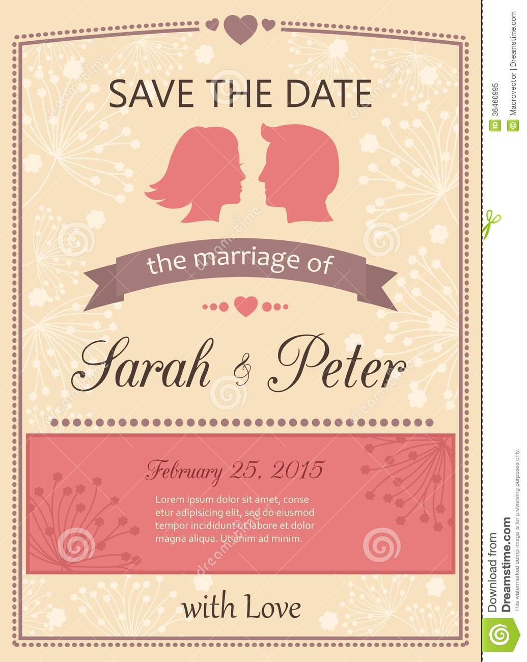 Save the date vs wedding invitations Wedding celebration blog – Wedding Save the Date Invites