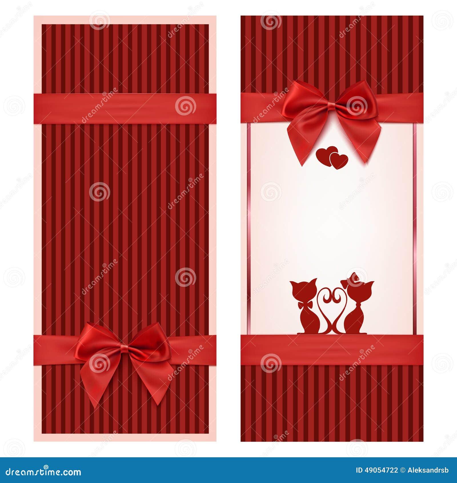 Save The Date, Wedding Invitation Card Stock Vector - Illustration ...