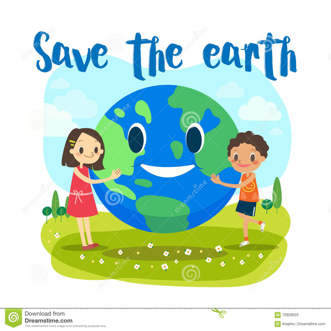 clipart save the earth - photo #50