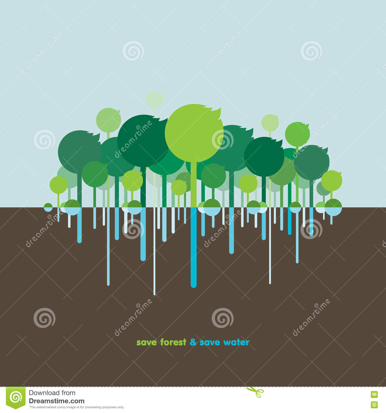 save forest stock illustrations 5 428 save forest stock