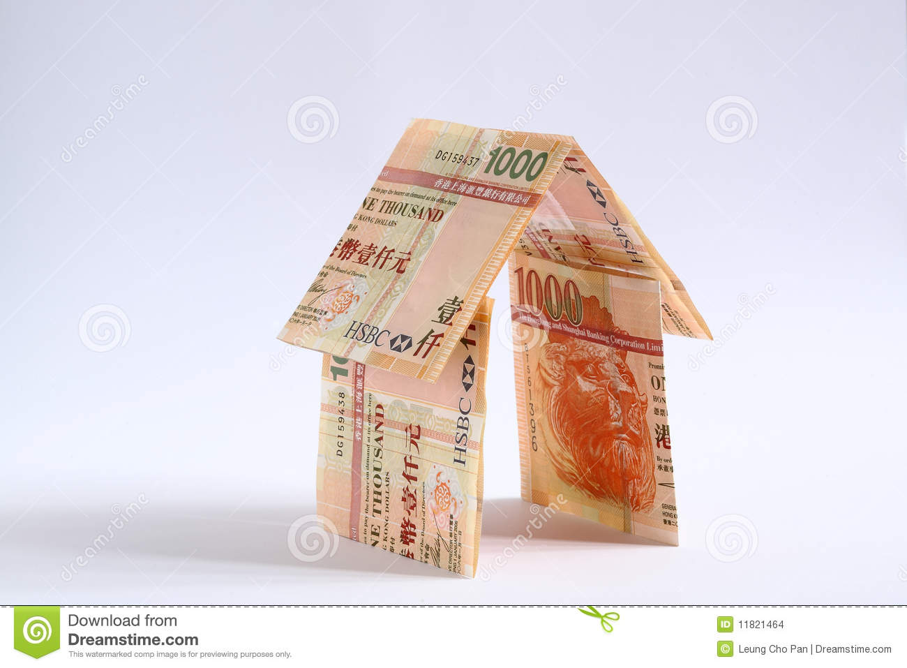 Save money to build home stock images image 11821464 for Save money building a house