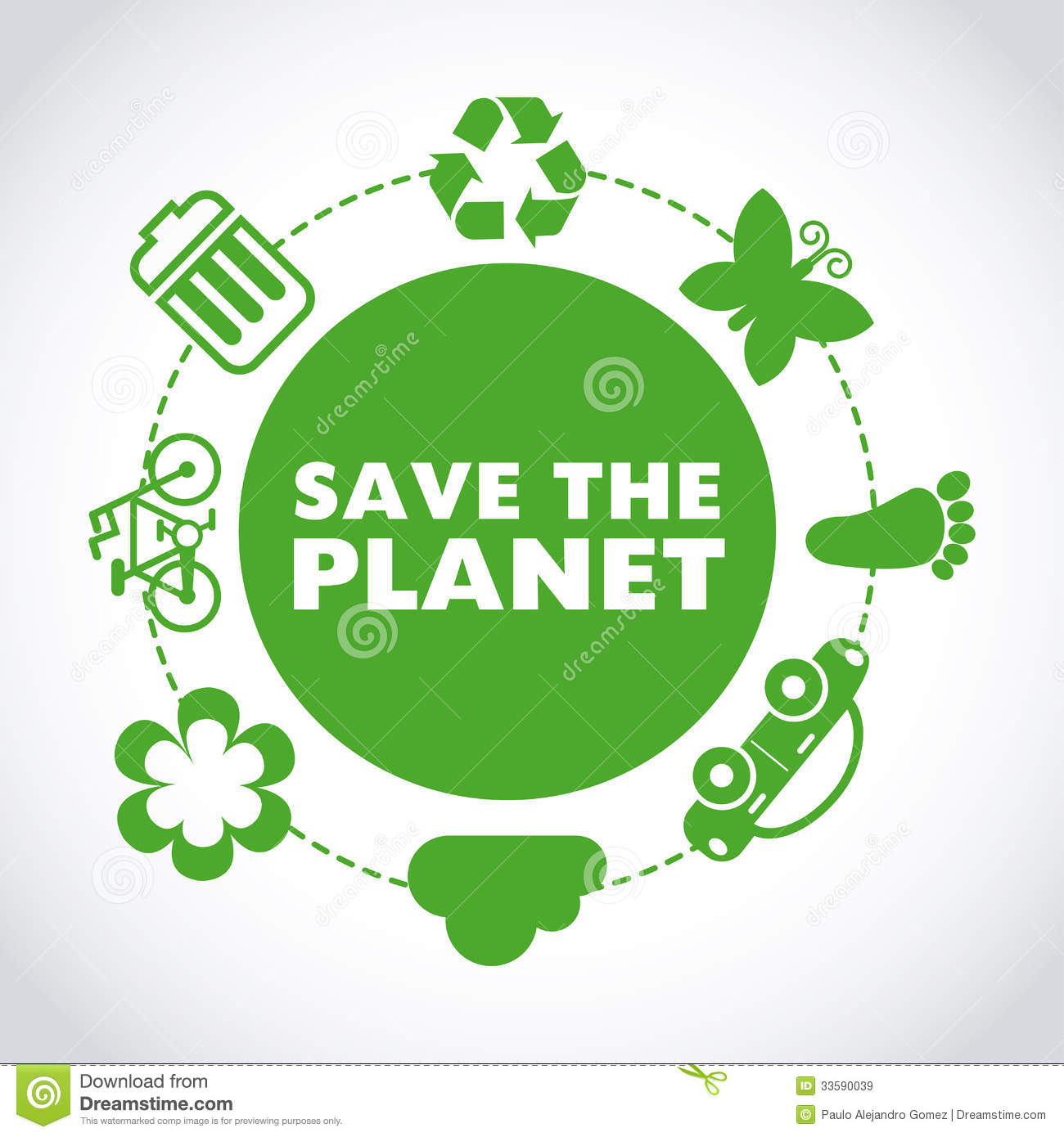 Save The Planet Royalty Free Stock Images - Image: 33590039: www.dreamstime.com/royalty-free-stock-images-save-planet-design...
