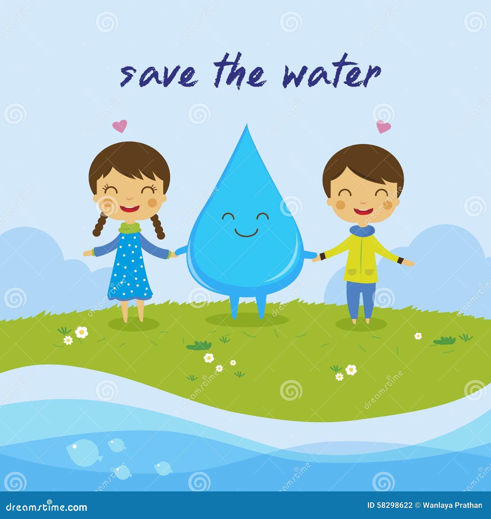 save water cartoon stock photos images pictures 925 images save the water save the world stock photography