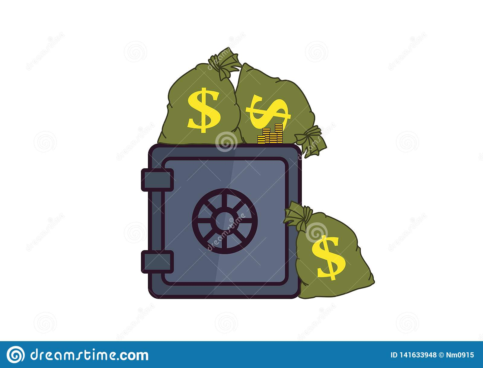 Financial Literacy Stock Vector Illustration And Royalty Free Financial  Literacy Clipart
