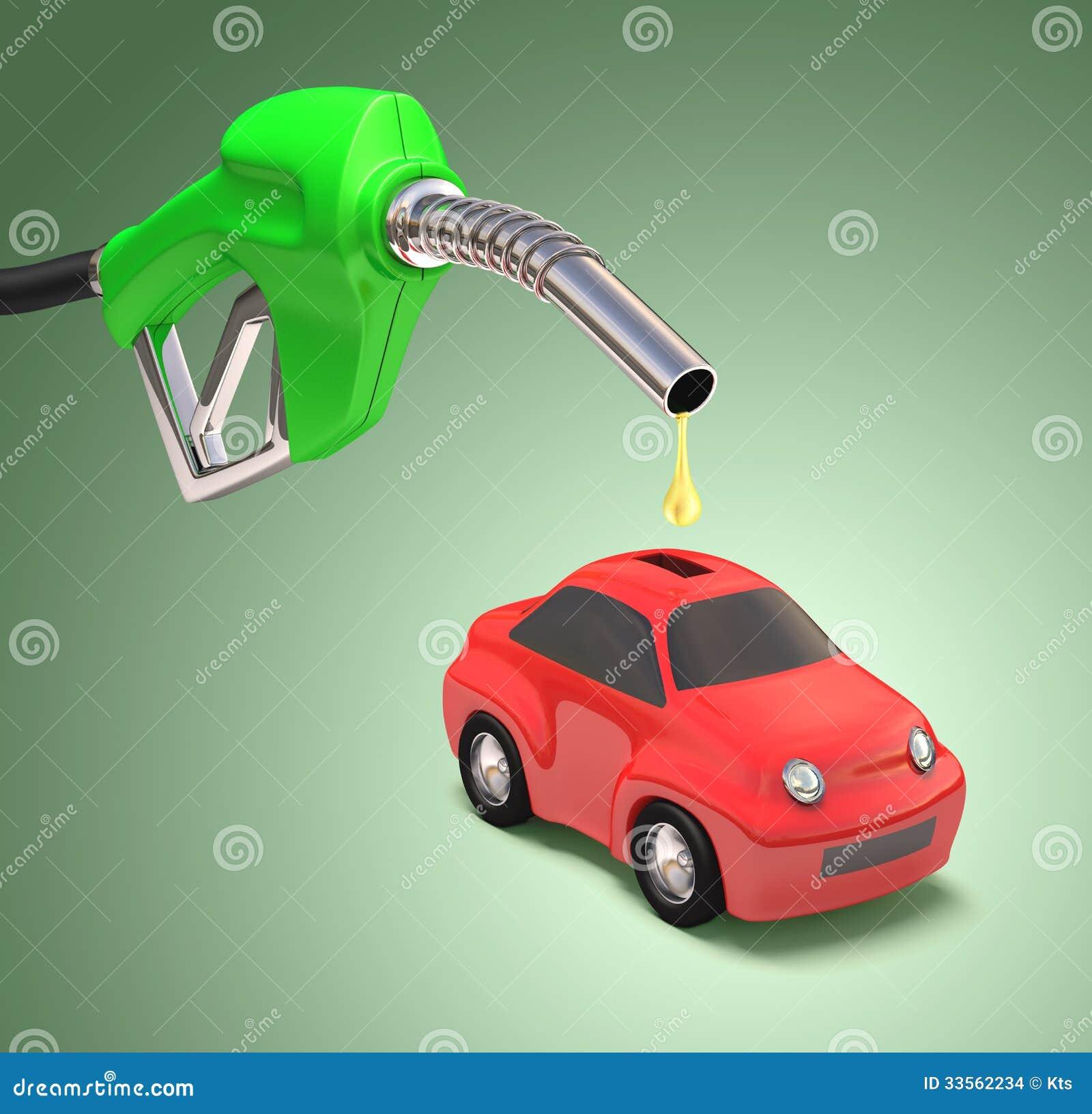 Saving Gasoline