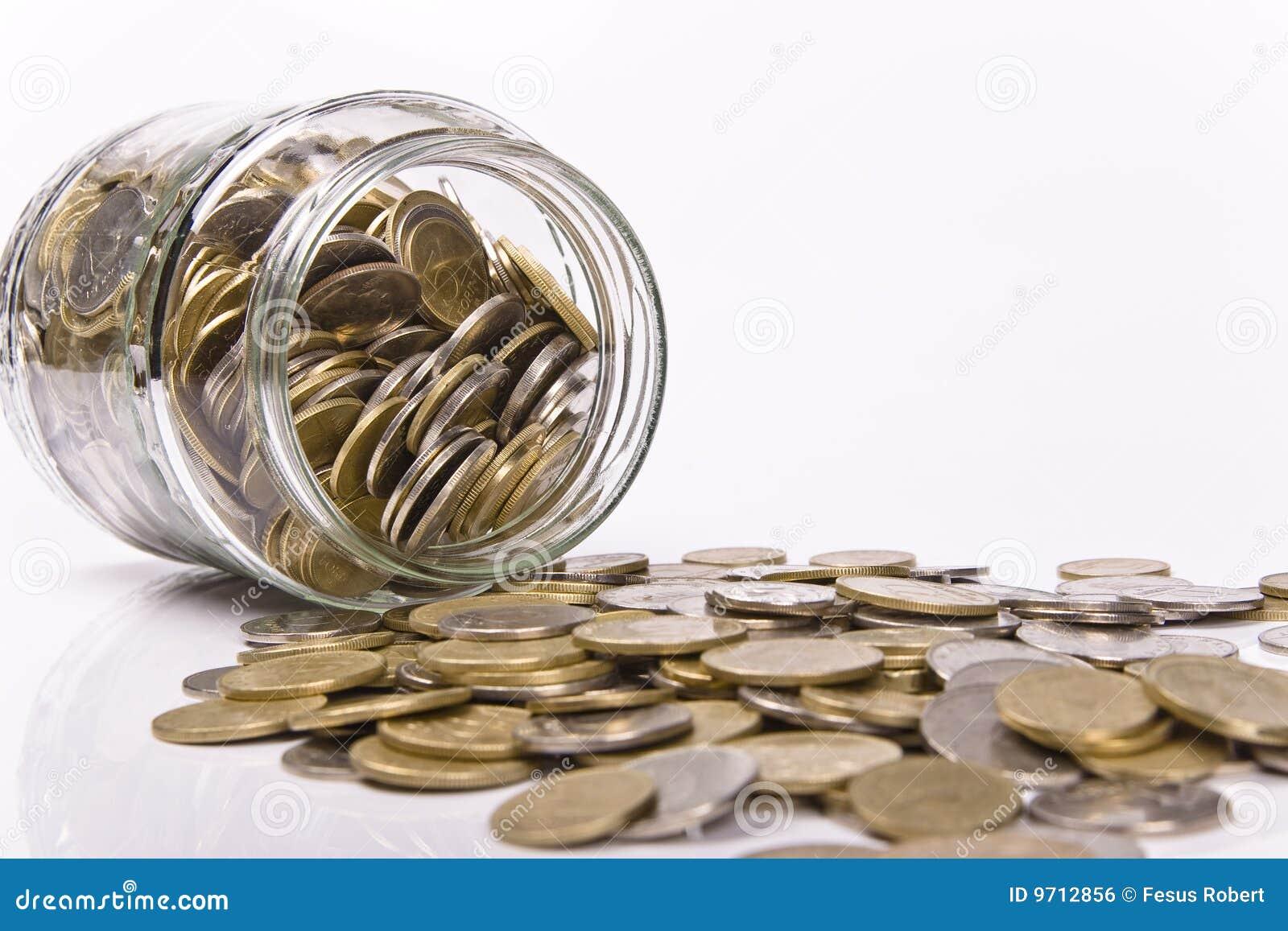 Saving Money Royalty Free Stock Image - Image: 9712856