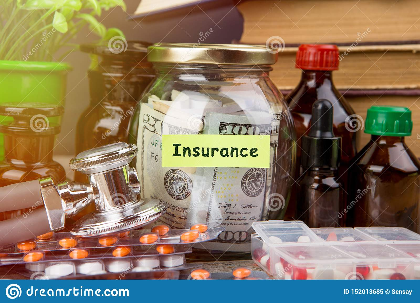 Saving Money For Health Care Insurance - Money Glass ...