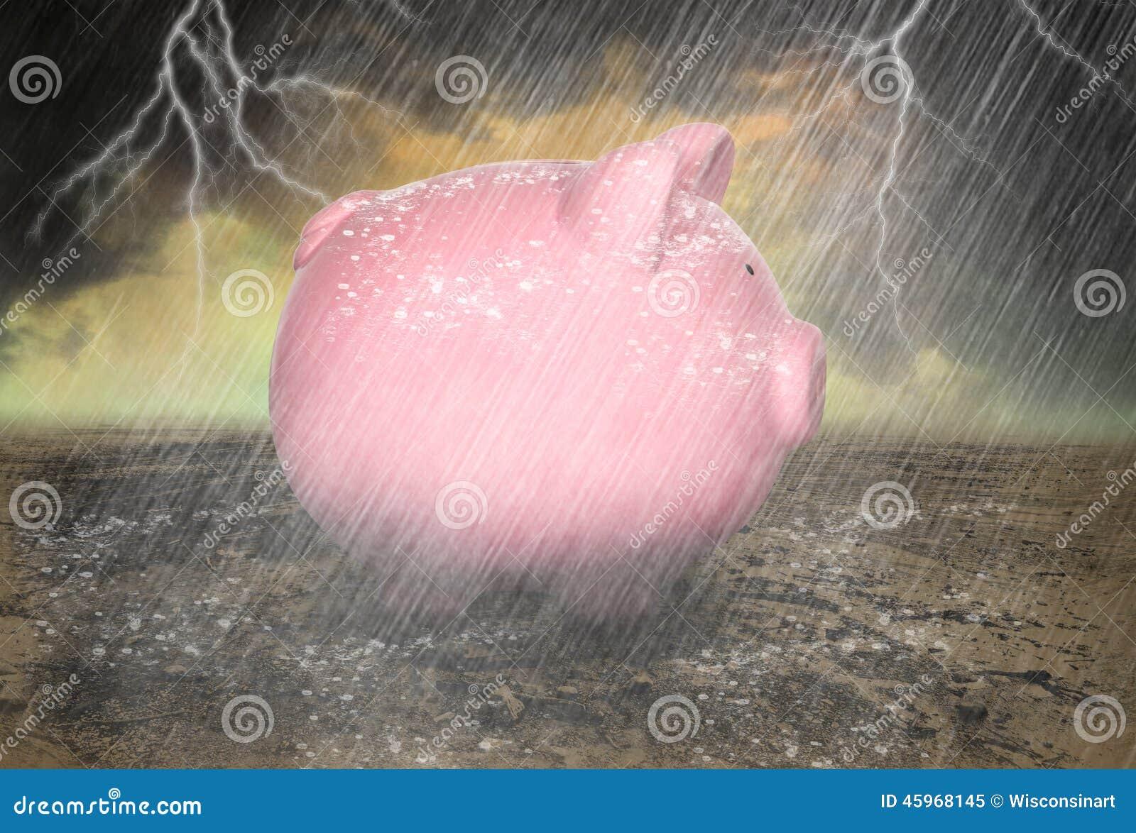 Saving, Save Money Rainy Day