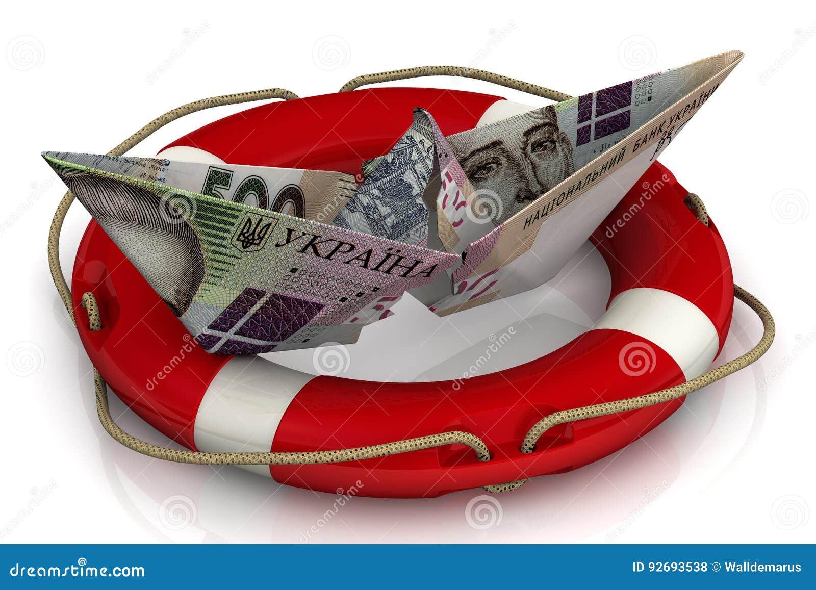 Saving the Ukrainian economy