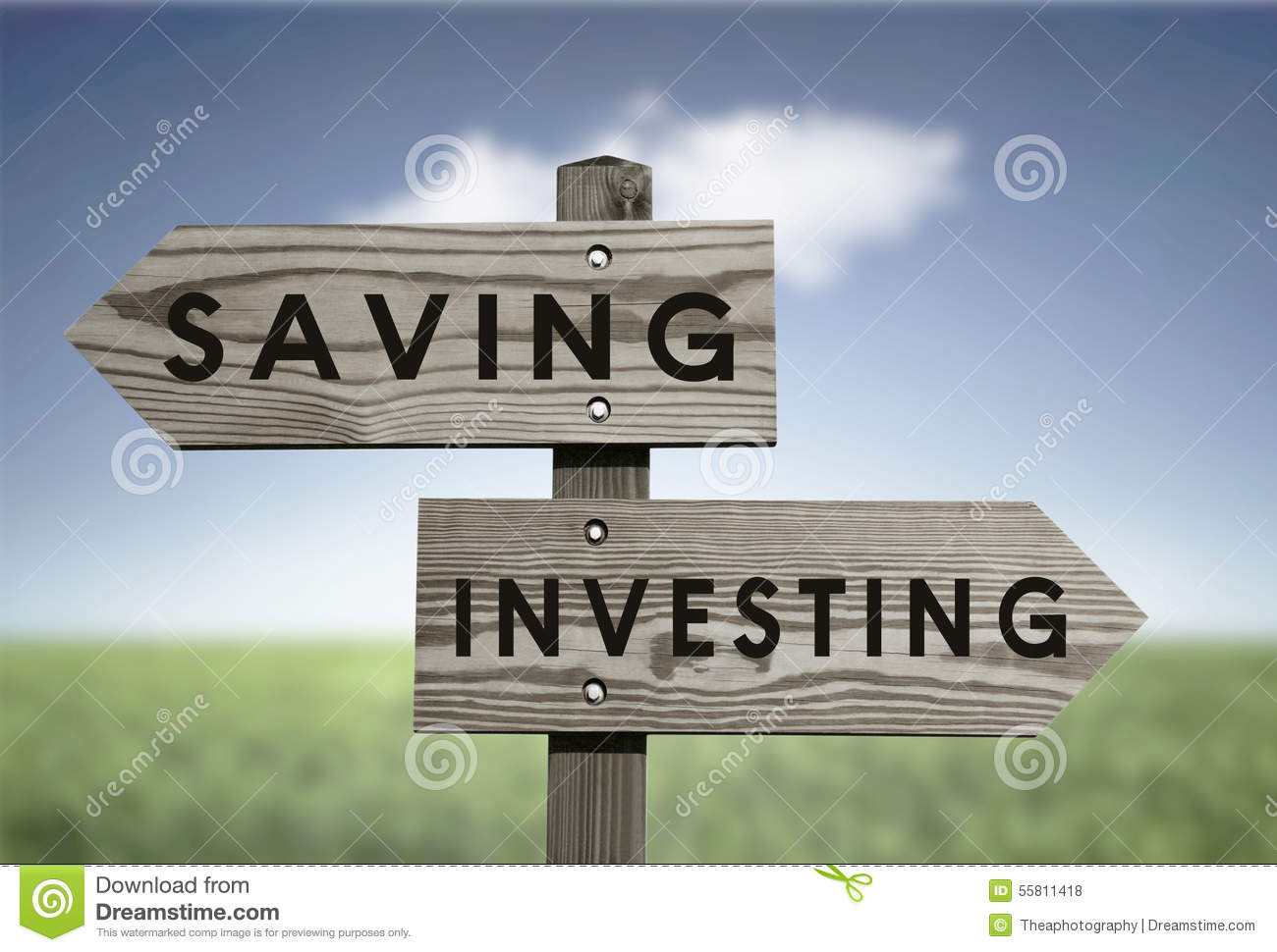 saving investment The new system will provide a saving in labor how much money do you have in savings she has her savings in stocks they were able to retire on their savings.