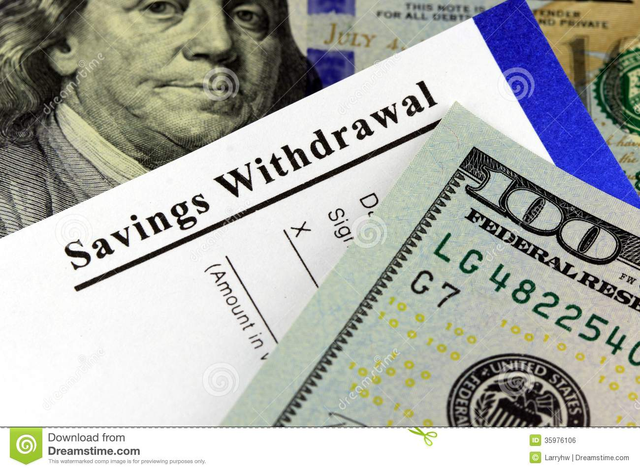 Withdrawal Bank