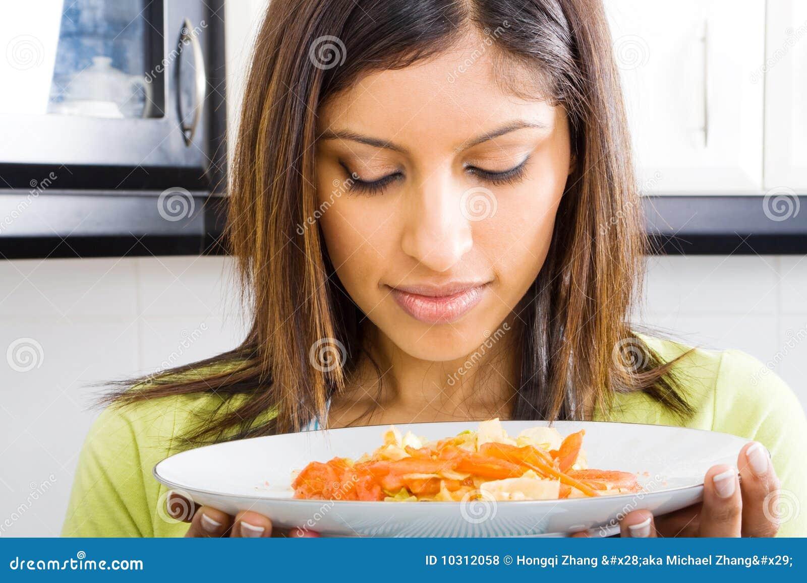 Savory food