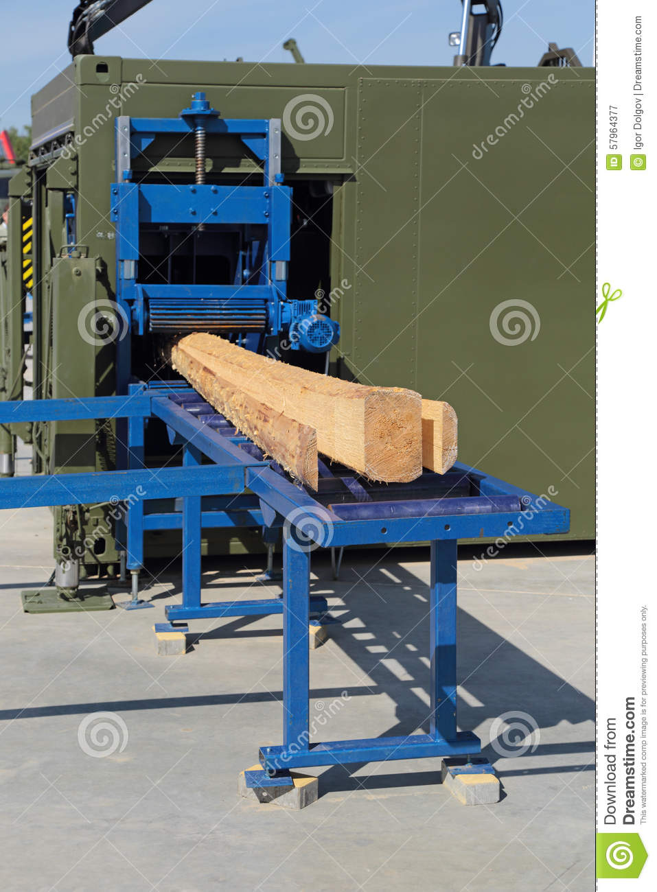 Portable sawmill business plan
