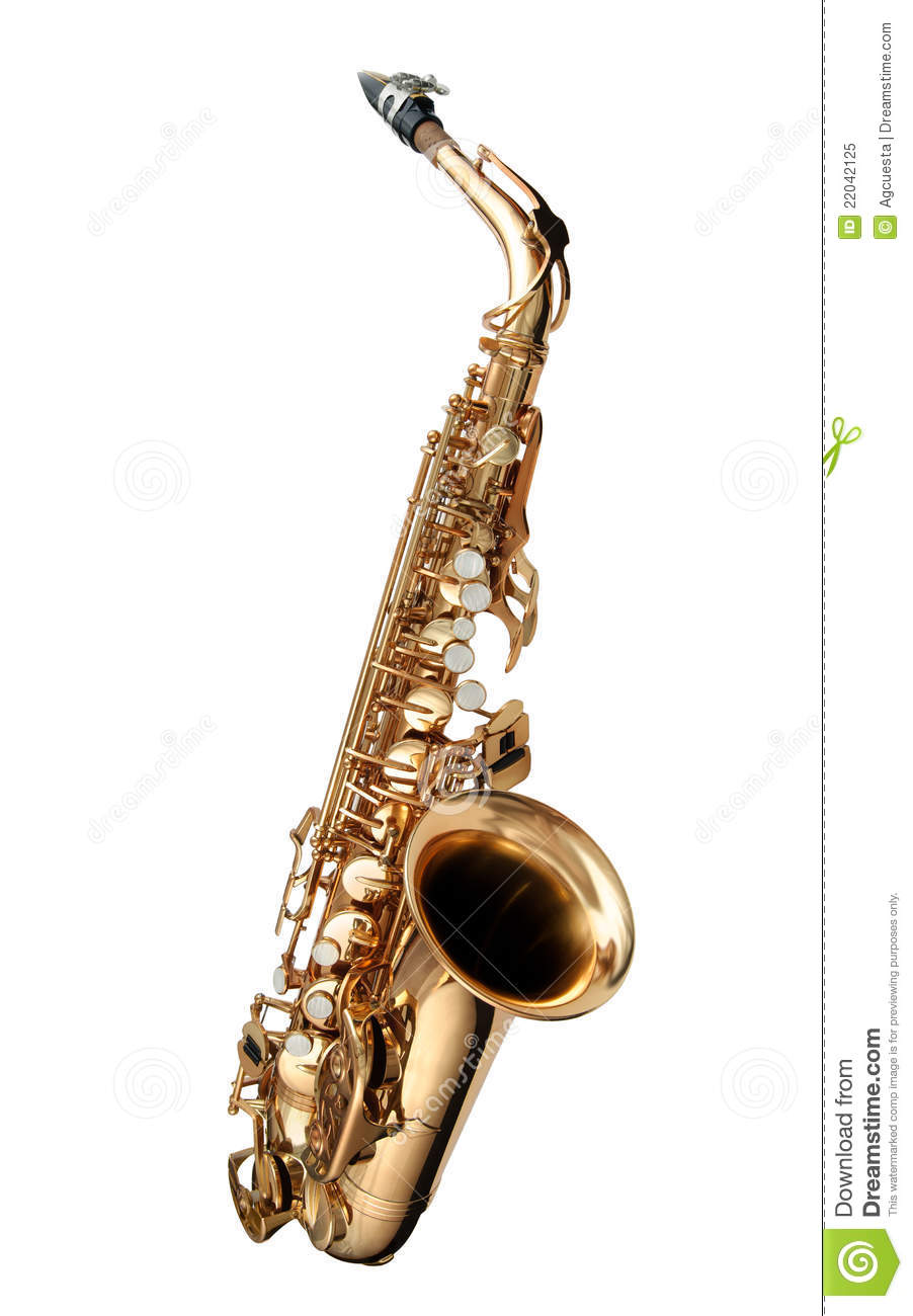 Saxophone Jazz Instrument Royalty Free Stock Photo - Image: 22042125 White Drum Set Silhouette