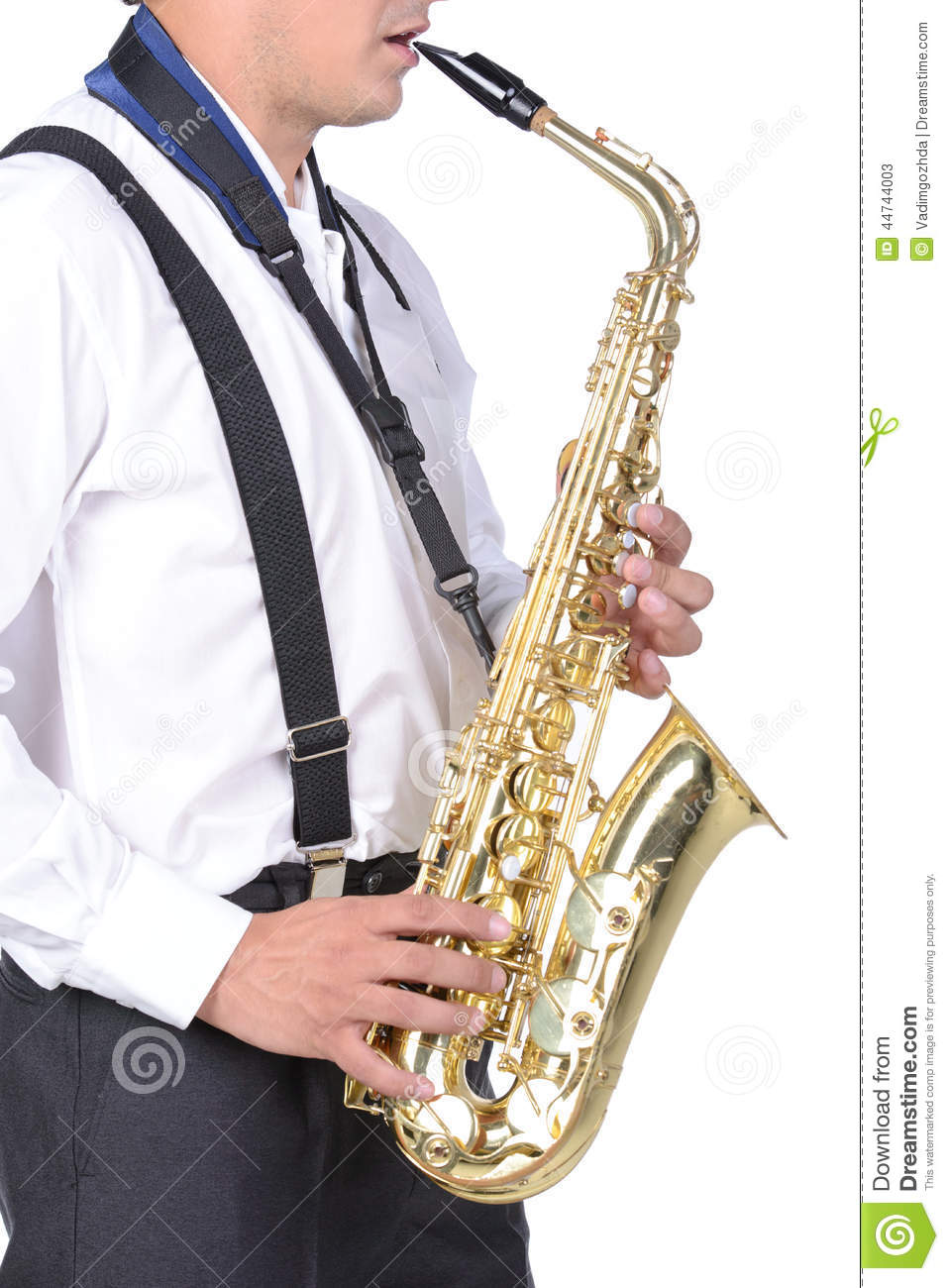 how to play the saxophone for dummies