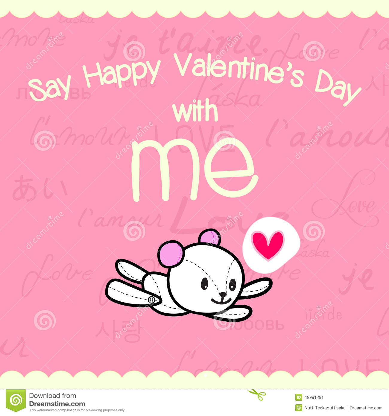 Say Happy Valentine S Day With Me 02 01