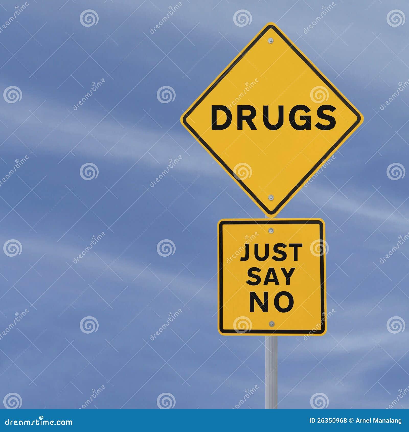 No Drugs Stock Photos - Image: 10409143