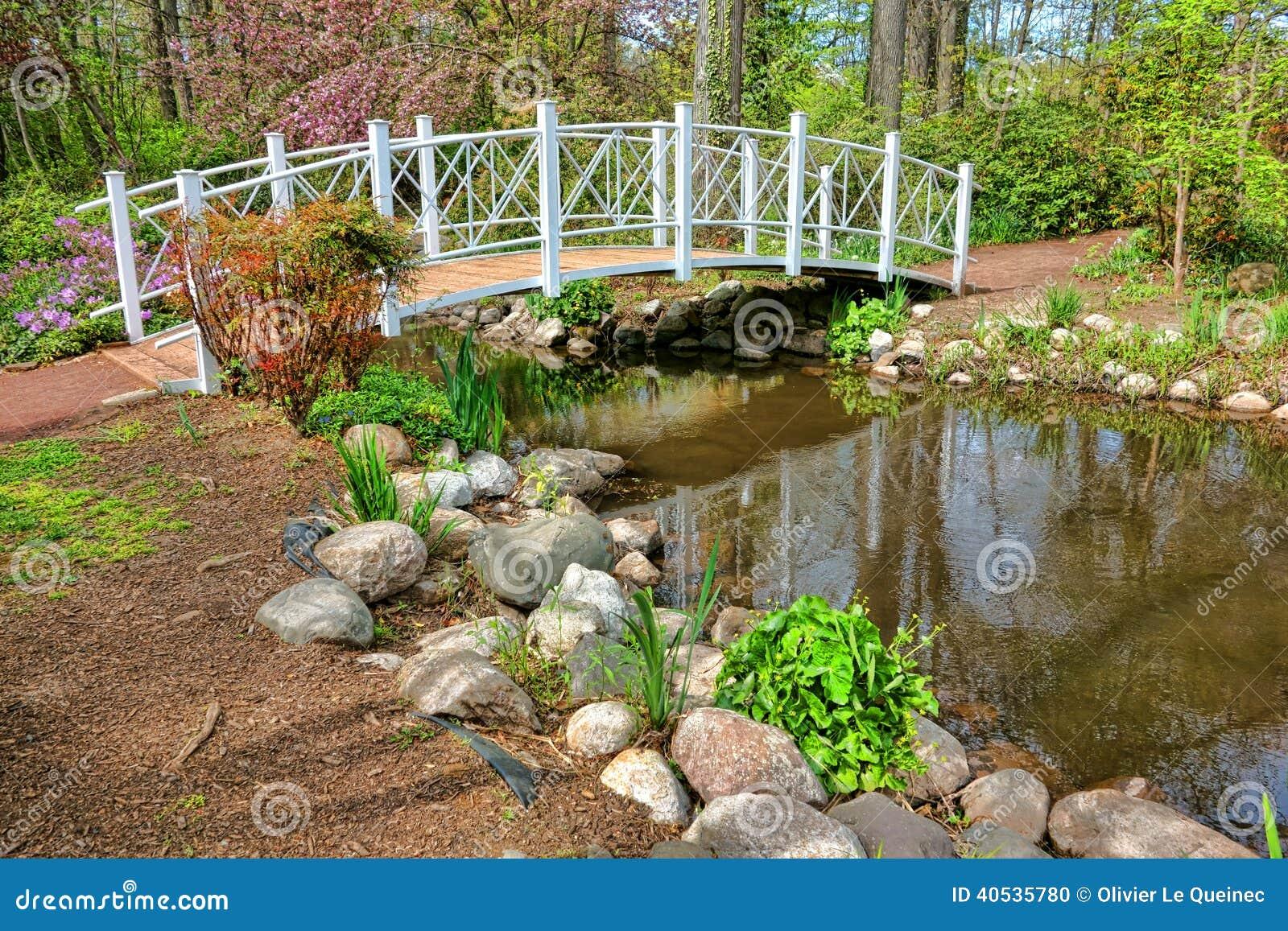 spring garden bridge park - photo #34