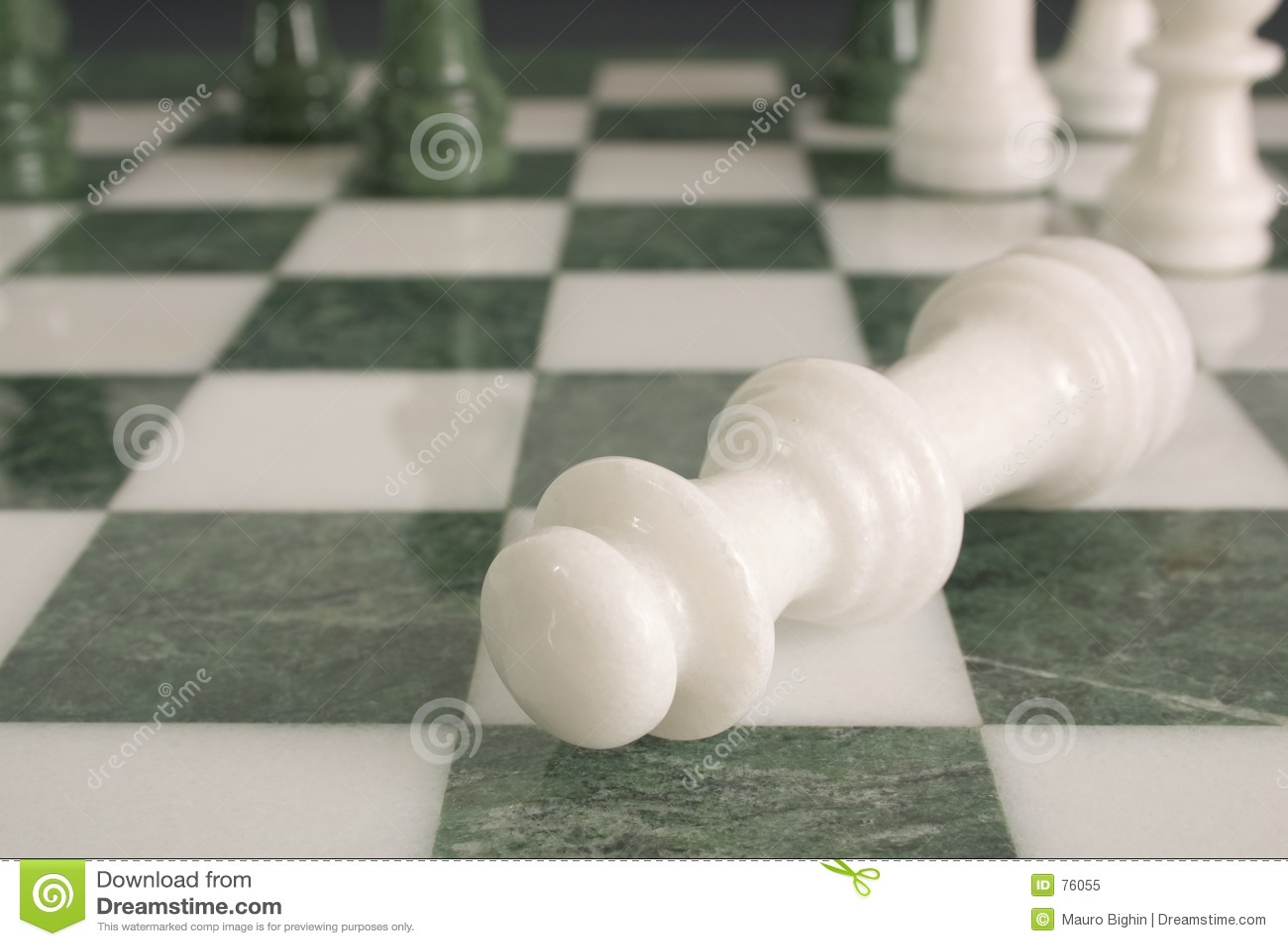 Scène du crime - chessmate