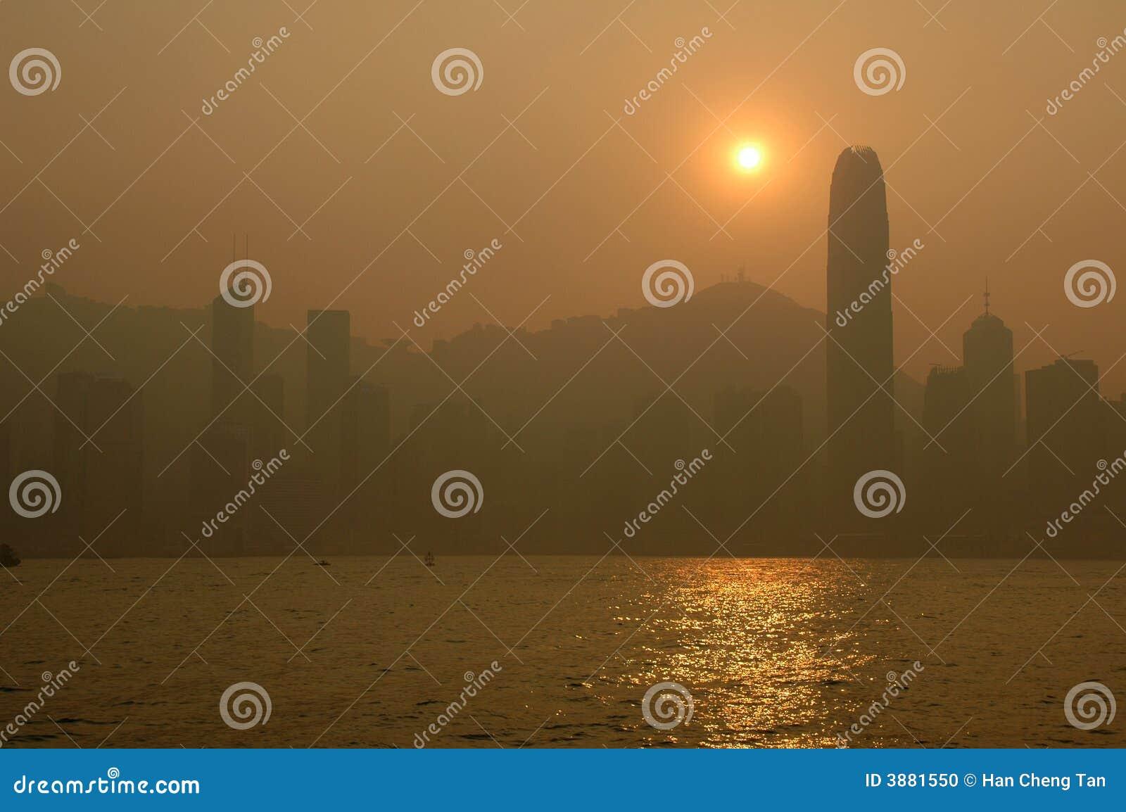 Scène - Hongkong