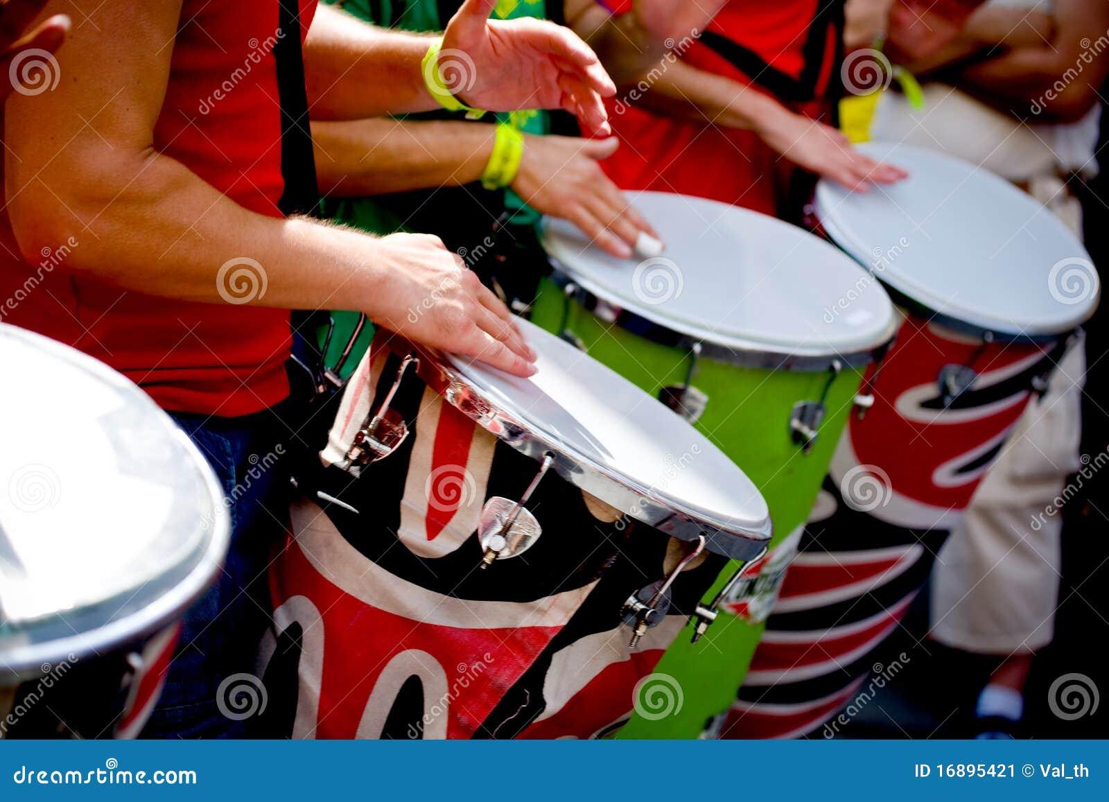Scènes van Samba