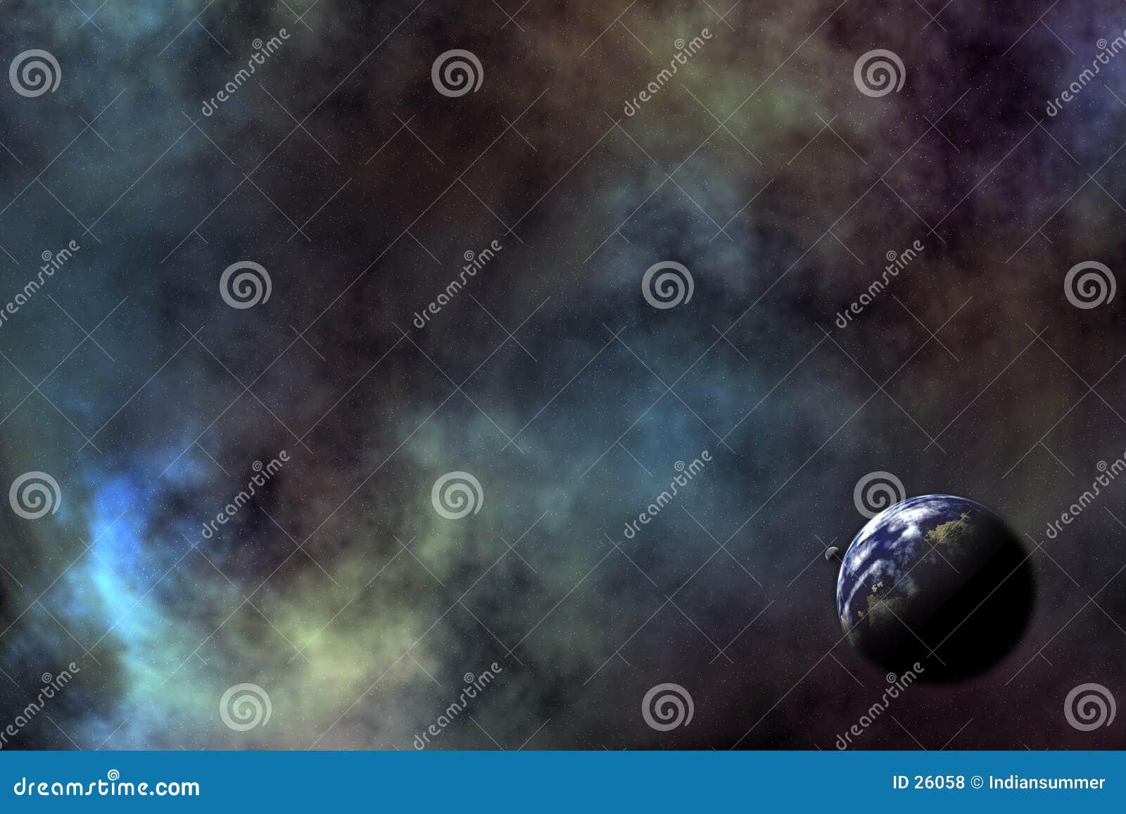 Scénario II de l espace